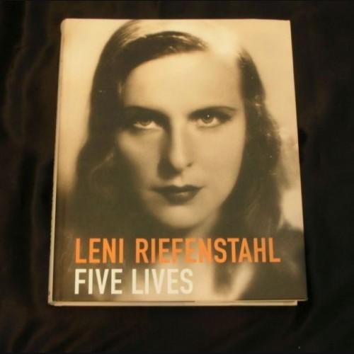 Leni Riefenstahl Five Lives # 926