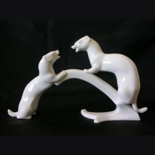 Wallendorf Fighting Weasels # 953