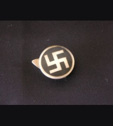 SS Supporters Lapel Badge- Flemish ( Zoll ) # 955