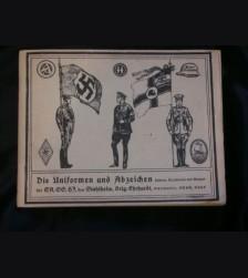 Die Uniformen und Abzeichen SA, SS, HJ # 971