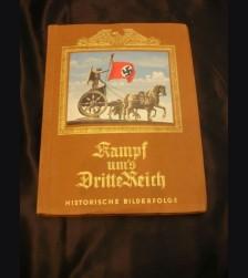 Kampf ums Dritte Reich ( Tobacco Book ) # 975