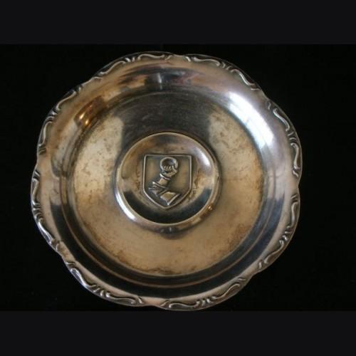 Hermann Goring Silver Coaster ( Prof. Zeitner ) # 992