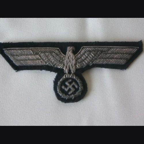 Bullion Panzer Breast Eagle # 995