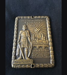 King Heinrich Door Plaque # 3057